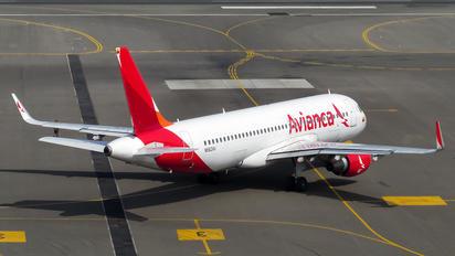 N562AV - Avianca Airbus A320