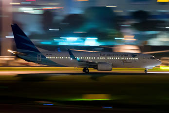 PK-GFF - Garuda Indonesia Boeing 737-800