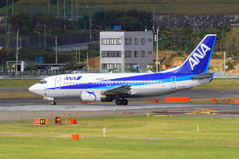 JA352K - ANA - Air Next Boeing 737-500