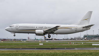 G-RAJG - Cello Aviation Boeing 737-400