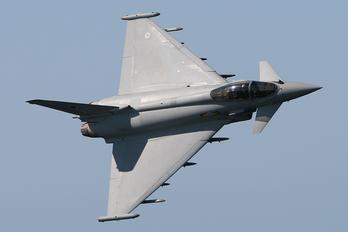 ZJ933 - Royal Air Force Eurofighter Typhoon FGR.4