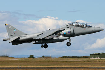 ZH660 - Royal Air Force British Aerospace Harrier T.8