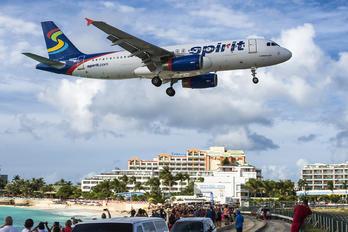 N616NK - Spirit Airlines Airbus A320