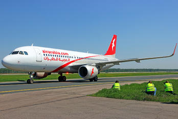 A6-AOA - Air Arabia Airbus A320