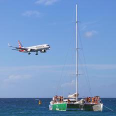 N938UW - American Airlines Boeing 757-200