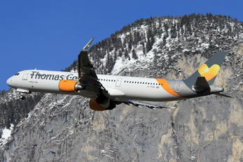 G-TCDE - Thomas Cook Airbus A321