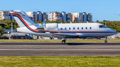 C-GAWH - Private Canadair CL-600 Challenger 604