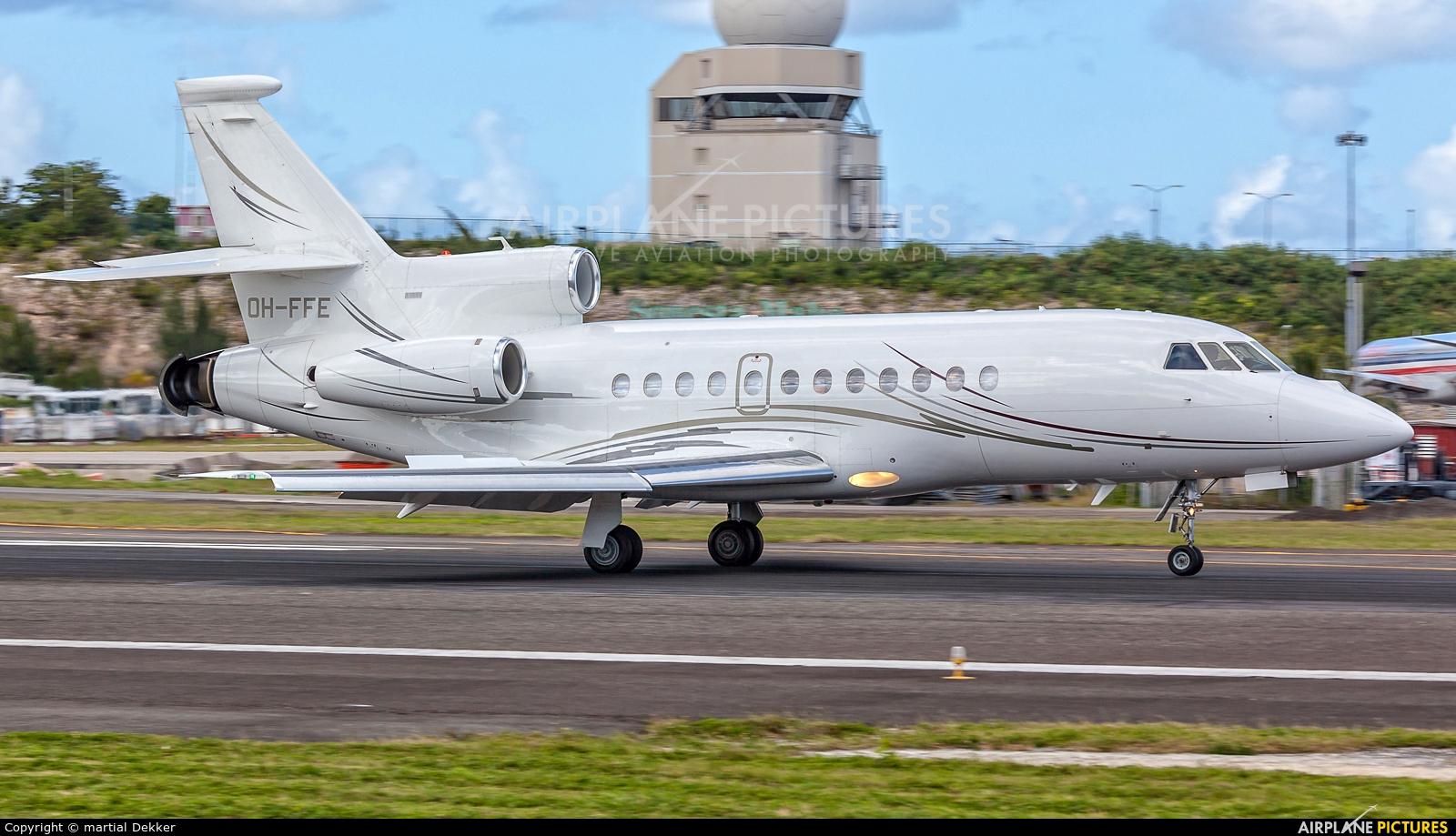 Airfix Aviation OH-FFE aircraft at Sint Maarten - Princess Juliana Intl
