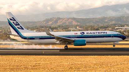 N280EA - Eastern Airlines Boeing 737-800
