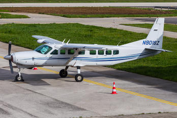 N9018Z - Wells Fargo Bank Northwest Cessna 208 Caravan