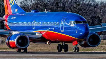 N282WN - Southwest Airlines Boeing 737-700