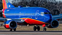 N282WN - Southwest Airlines Boeing 737-700 aircraft