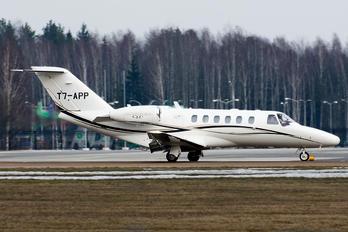 T7-APP - ArtJet Cessna 525A Citation CJ2