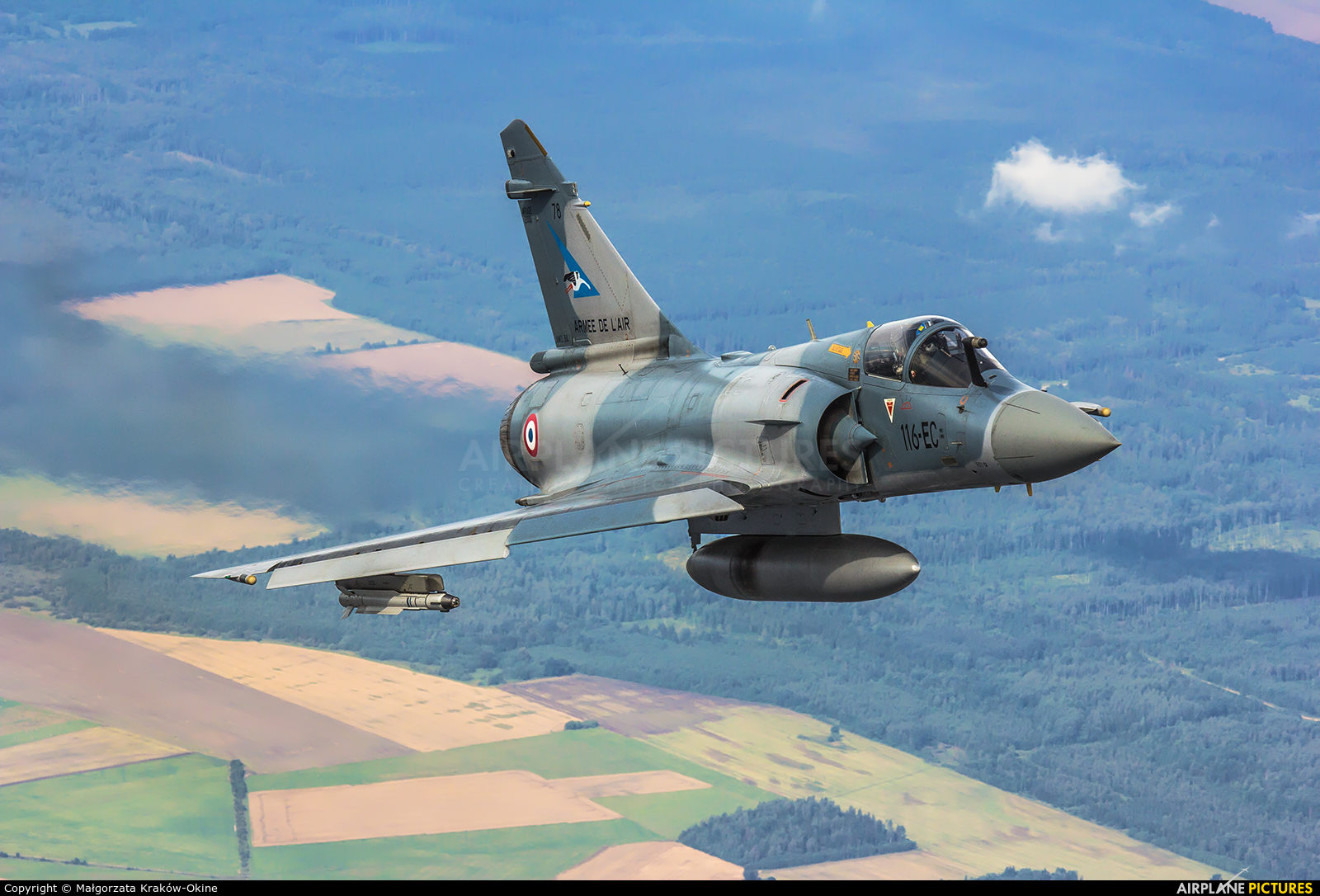 78 france air force dassault mirage 2000 5f at in for Interieur mirage 2000