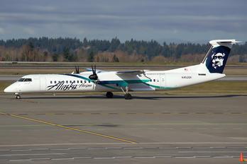 N452QX - Alaska Airlines - Horizon Air de Havilland Canada DHC-8-400Q / Bombardier Q400