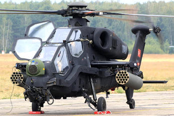 P6 - Air Force Academy Turkish Aerospace Industries T129 ATAK
