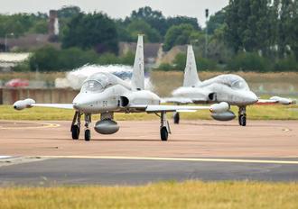AE.9-027 - Spain - Air Force CASA-Northrop  SF-5B(M) Freedom Fighter