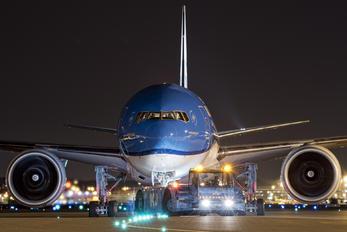 PH-BVP - KLM Boeing 777-300ER