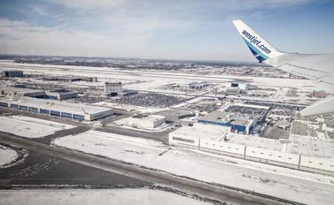 C-FKWS - WestJet Airlines Boeing 737-700