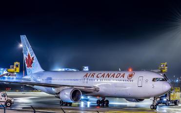 C-GBZR - Air Canada Boeing 767-300ER