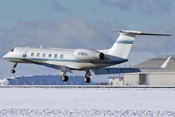 N780W - Wells Fargo Bank Northwest Gulfstream Aerospace G-V, G-V-SP, G500, G550