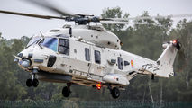 RN-02 - Belgium - Navy NH Industries NH90 NFH aircraft