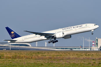 HZ-AK30 - Saudi Arabian Airlines Boeing 777-300ER