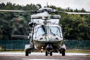 RN-08 - Belgium - Air Force NH Industries NH-90 TTH aircraft
