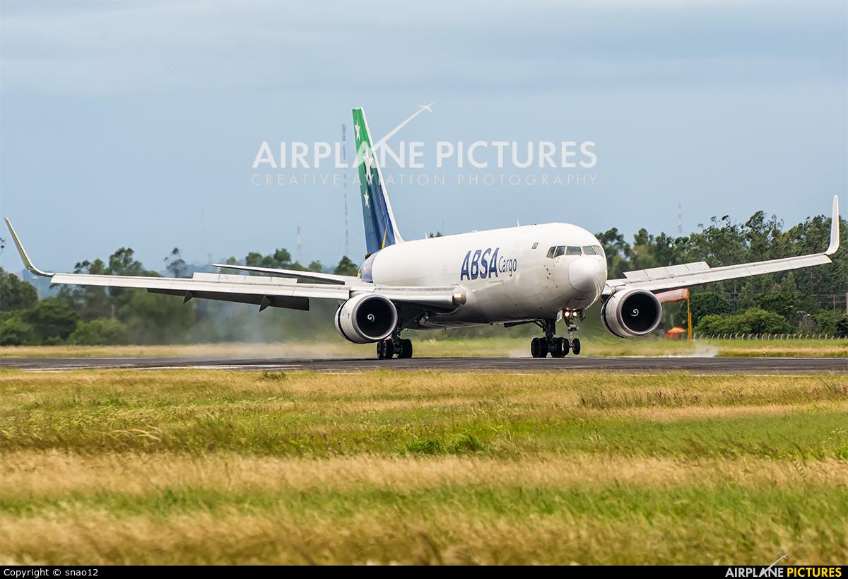 ABSA Cargo PR-ABD aircraft at Asuncion - Silvio Pettirossi Intl