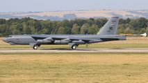 61-0008 - USA - Air Force Boeing B-52H Stratofortress aircraft
