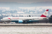 OE-LPA - Austrian Airlines/Arrows/Tyrolean Boeing 777-200ER aircraft