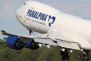 N850GT - Panalpina Boeing 747-8F aircraft