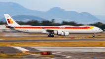 EC-JNQ - Iberia Airbus A340-600 aircraft