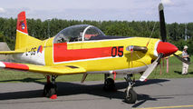 L-05 - Netherlands - Air Force Pilatus PC-7 I & II aircraft