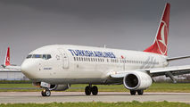 TC-JVC - Turkish Airlines Boeing 737-800 aircraft