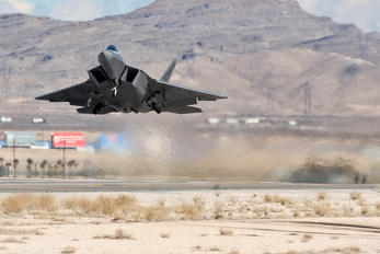 03-4054 - USA - Air Force Lockheed Martin F-22A Raptor