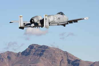 79-0204 - USA - Air Force Fairchild A-10 Thunderbolt II (all models)