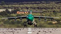SX-DIX - Astra Airlines British Aerospace BAe 146-300/Avro RJ100 aircraft