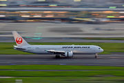 JA8988 - JAL - Japan Airlines Boeing 767-300 aircraft