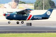 MSP009 - Costa Rica - Ministry of Public Security Cessna 210 Centurion aircraft
