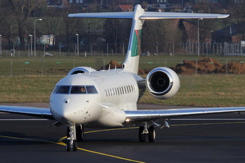 LX-ZAK - Private Bombardier BD-700 Global 5000