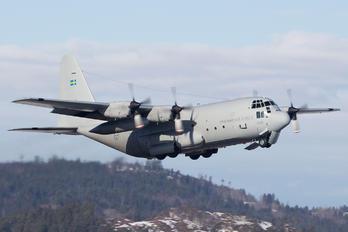 84008 - Sweden - Air Force Lockheed Tp84 Hercules
