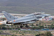 CE.16-11 - Spain - Air Force Eurofighter Typhoon aircraft
