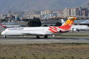 EP-LCJ - Kish Air McDonnell Douglas MD-83 aircraft