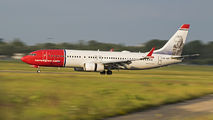 LN-DYF - Norwegian Air Shuttle Boeing 737-800 aircraft