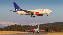 LN-RPT - SAS - Scandinavian Airlines Boeing 737-600 aircraft