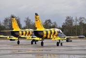 YL-KSS - Baltic Bees Jet Team Aero L-39C Albatros aircraft