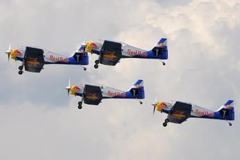 OK-XRC - The Flying Bulls : Aerobatics Team Zlín Aircraft Z-50 L, LX, M series