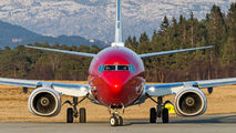 LN-NHC - Norwegian Air Shuttle Boeing 737-800 aircraft
