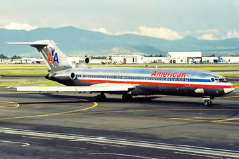 N891AA - American Airlines Boeing 727-200 (Adv)